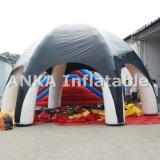 Tente au sol d'araignée gonflable d'usine d'ODM d'OEM