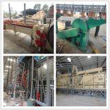 Linha de produção de OSB/máquina sintética da fabricação da placa