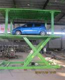 油圧熱い販売はガレージのための車の上昇を切る