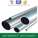 201, tubos e tubos de aço inoxidável de 304 graus