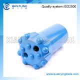 Typethread standard Button Bit per Rock Splitting