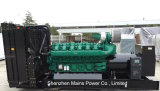 gerador Diesel silencioso 500kVA à espera 400kw de 450kVA 360kw Yuchai