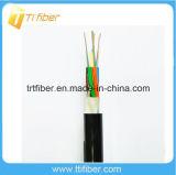 144 Optische Kabel van de Vezel van de kern GYFTY de Niet-metalen
