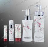 Gute Qualitätshaustier-Plastikshampoo-Flasche für das Haut-Sorgfalt-Verpacken (PPC-PB-041)