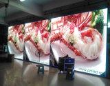 P6 al aire libre LED a todo color que hace publicidad de la visualización con alto brillo