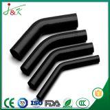 Manguera de caucho de silicona negro de caucho EPDM para Agua