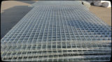 Гальванизированная сваренная сталью панель ячеистой сети для загородки