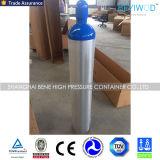 ISO/DOT/Tped/Ceの標準の高圧40Lアルミニウムガスポンプ