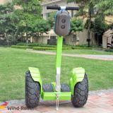 Zwei Rad-elektrischer stehender Roller 50cc für Verkauf