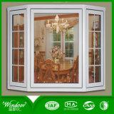 Diseño de parrilla para los blancos UPVC ventana deslizante