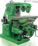 Trituração horizontal universal da perfuração da torreta do metal do CNC & máquina Drilling para a tabela de levantamento da ferramenta de estaca de X-6132h