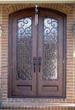 50% с двери 72X96 большого утюга рабата декоративного внешней