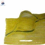 Sacs net avec coulisse Raschel sacs de la maille pour les fruits et légumes