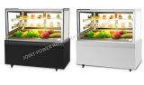 Jiangsu-Hersteller-Abkühlung-Geräten-Gebäck-Bildschirmanzeige-Kühlraum/Bäckerei-Schaukasten/Kuchen-Schaukasten
