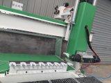 3D-гравировка высокой точности 4 оси деревообрабатывающий станок
