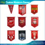 Galhardete Bannerette Decorativos Verde personalizados Banner Bandeira (M-NF12F13017)