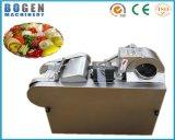 Alimentation d'usine petite machine de découpe de légumes