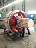 Rolo de sustentação do competidor para estufas giratórias e secadores giratórios