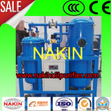 Machine van de Filter van de Olie van de Turbine van de Reeks van Ty de Vacuüm