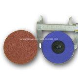 Nuovo disco di molatura di smeriglitatura abrasivo dell'ossido di alluminio della falda