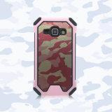 Camo Samsung J1/J2를 위한 내진성 TPU 셀룰라 전화 덮개 또는 상자