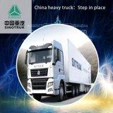 販売に使用するダンプトラックHOWOの大型トラック148HP