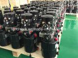 Vidage de la pompe hydraulique de remorque