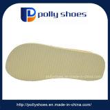 Flop Flip планки ткани оптовой продажи тапочки высокой пятки женщин