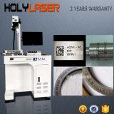 中国Fctoryの金属レーザーの彫刻家機械20Wファイバーレーザーのマーキング機械