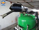 Agua y cristal de la máquina de limpieza criogénica de Dustless