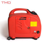 generadores de la gasolina de Digitaces del generador del inversor 2kw para el uso al aire libre