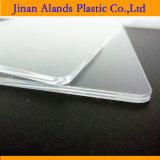 Lucite vierge PMMA acrylique Feuille de matières premières de 1220x2440mm