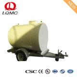 Facile spostare il mini serbatoio del combustibile con le rotelle