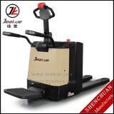 precio de fábrica 2t-2.5t tipo de soporte en plena Transpaleta eléctrica