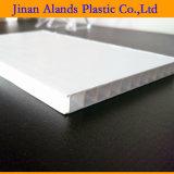 Strato vuoto puro bianco naturale del Virgin pp per stampa 122X244cm