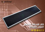 5 년 Warranty를 가진 Sunpower Solar Panel Smart Control LED Street Light
