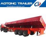 3 Semi Aanhangwagen van de Stortplaats van de as de Zij/Tippende Aanhangwagen voor Verkoop