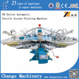 De automatische TextielMachine van de Druk van het Scherm voor Verkoop