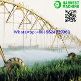 Sistema de irrigación de centro fijo del pivote de la agricultura de China para las tierras de labrantío de irrigación