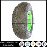 Carrinho de mão roda de borracha 5.00-6 pneumática para Carrinho de ferramentas de jardim