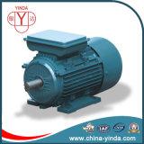1HP чугун - электрический двигатель одиночной фазы держателя фланца