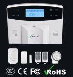 Sistema de alarme esperto do assaltante da segurança Home do PSTN da G/M do rádio do SOS