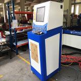 ステンレス鋼のHolowセクションレーザーの切断の打ち抜く機械