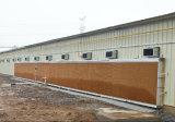 中国からの鶏のための冷却のパッドシステム