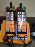 F24-6D industrielle pont roulant de la télécommande sans fil