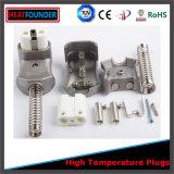 Enchufe y socket de cerámica eléctricos de la certificación del Ce