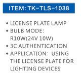 Indicatore luminoso incandescente Tk Tls-1038 del LED
