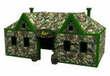 [هلّووين] زخرفة قابل للنفخ قضيب خيمة قابل للنفخ يلازم منازل