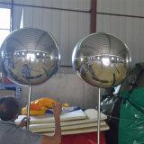 Bille gonflable de miroir de décoration d'étape