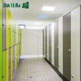 Partition ignifuge classique de toilette de stratifié de contrat de Jialifu